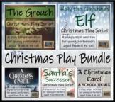 A Bundle of Five Christmas Play Scripts