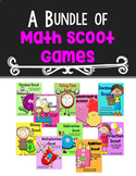 A Bundle of Math Scoot Games