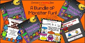 A Bundle of Monster Fun!