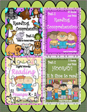 Reading Comprehension Passages and Questions Bundle!