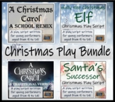 A Bundle of four Christmas Play Scripts