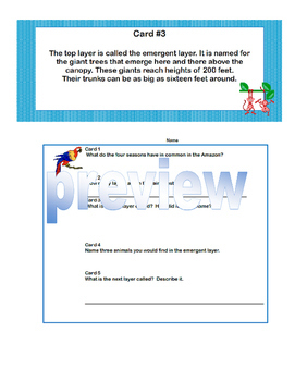 A Bundled Collection of Scavenger Hunts-Read and Write the Room 4-7