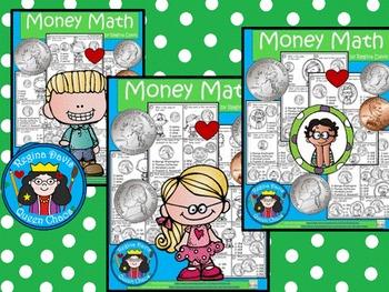 A+ Bundled Money Math