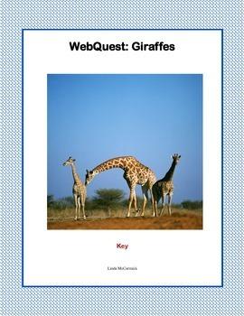 Marvelous Mammals!-A Bundled Set Of Webquest Lessons