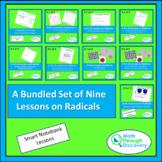A Bundled Set of Nine Lessons on Radicals
