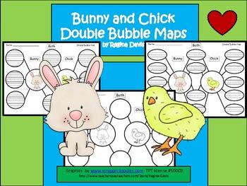 A+ Bunny & Chick:  Double Bubble Maps