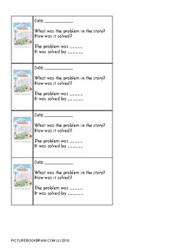 A Bus Called Heaven by Bob Graham 4-5 Day Lesson Plan