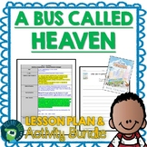 A Bus Called Heaven by Bob Graham Lesson Plan and Activities