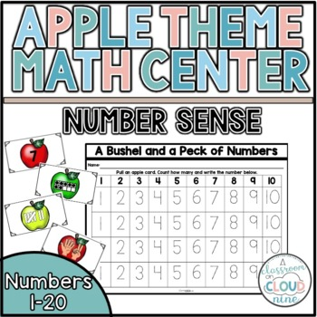 A Bushel and a Peck {of Numbers!}