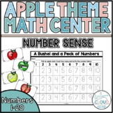 A Bushel and a Peck {of Numbers!} Apple Themed Math