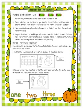 A Bushel of Common Core Number Mini Books: With Guiding Posters