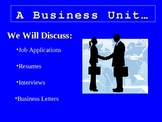 A Business Unit