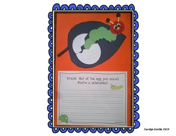 A Butterfly Grows Journeys Unit 5 Lesson 24  1st Gr. Supplement Activities
