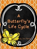 A Butterfly's Life Cycle (a cross-curricular unit)