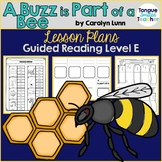 A Buzz is Part of a Bee by Carolyn Lunn, Guided Reading Le