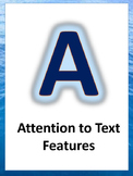 A.C.C.E.L.E.R.A.T.E Reading Posters-Ocean