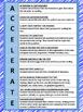 A.C.C.E.L.E.R.A.T.E Reading Posters-SuperheroBlueLighteningBolt