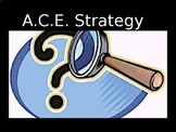 A.C.E. Text Evidence Jumbo Bundle