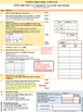 A-C Method for Polynomial Factorization: Handout  and Write & Wipe Worksheet