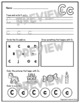 A-C Phonics FREEBIE/Letter of the Week/Alphabet and Phonics Worksheets