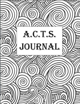 A.C.T.S. Devotional Journal for Kids & Teens