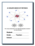 A CHILD'S BOOK OF PHYSICS: AN INDEPENDENT RESEARCH ACTIVIT