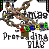 A CHRISTMAS CAROL PreReading Bias Activity (Created for Digital)