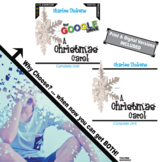 A CHRISTMAS CAROL Unit Plan Novel Study (Print & Digital)