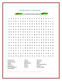 A CHRISTMAS CAROL WORD SEARCH: WITH HIDDEN MESSAGE! HAVE FUN!