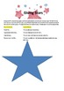 A CHRISTMAS STAR STORY and Gift activity