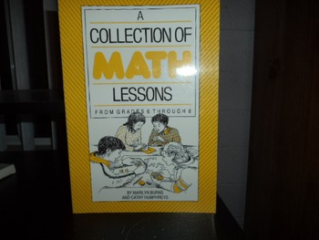 A COLLECTION OF MATH LESSONS ISBN 0-941355-03-9