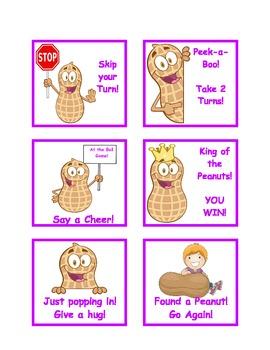 A CVC Game!  Oh, Peanuts!