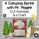 A Camping Spree with Mr. Magee Book Companion Activities