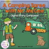 A Camping Spree with Mr. McGee Boom Cards