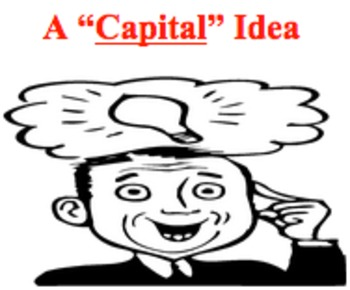 A Capital Idea - As Part of the Industrial Revolution