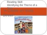 """A Castle on Viola Street"" - Treasures Reading - Theme - T"