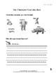 "A Caterpillar's Voice" Short Story Unit-Reader's Theater Script & Activities