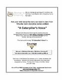 """A Caterpillar's Voice"" Short Story Unit-Reader's Theater"