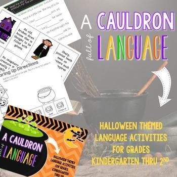A Cauldron Full of Language