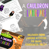A Cauldron Full of Language