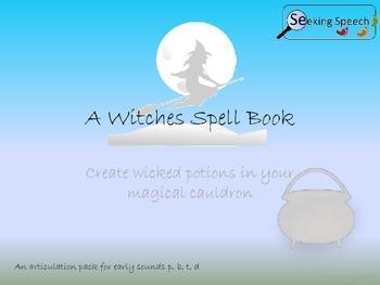 A Cauldron full of speech sounds