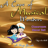 A Cave of Musical Wonders-A Bundle of Visual Aides & Classroom Systems