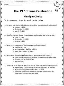A Celebration Of Freedom