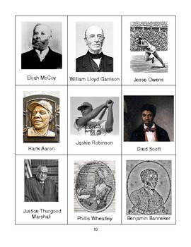 A Celebration  of Black History: Teaching through Timelines, Lapbooks, and More