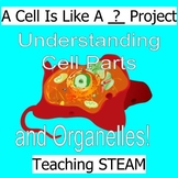 A Cell Is Like A _?_ Project