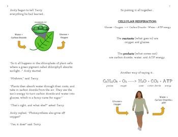 A Cellular Respiration Story