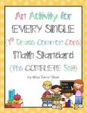 A Center for EVERY 1st Grade MATH Standard {Bundle Pack}