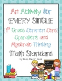 A Center for EVERY 1st Grade Operations & Algebraic Thinki