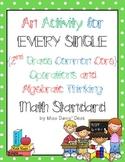 A Center for EVERY 2nd Grade Operations & Algebraic Thinki