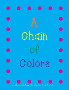 A Chain of Spanish Colors